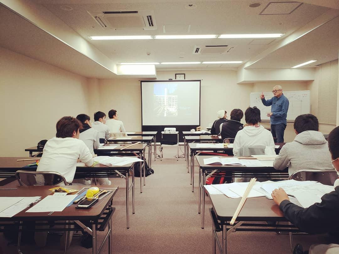 大工志塾の授業参観