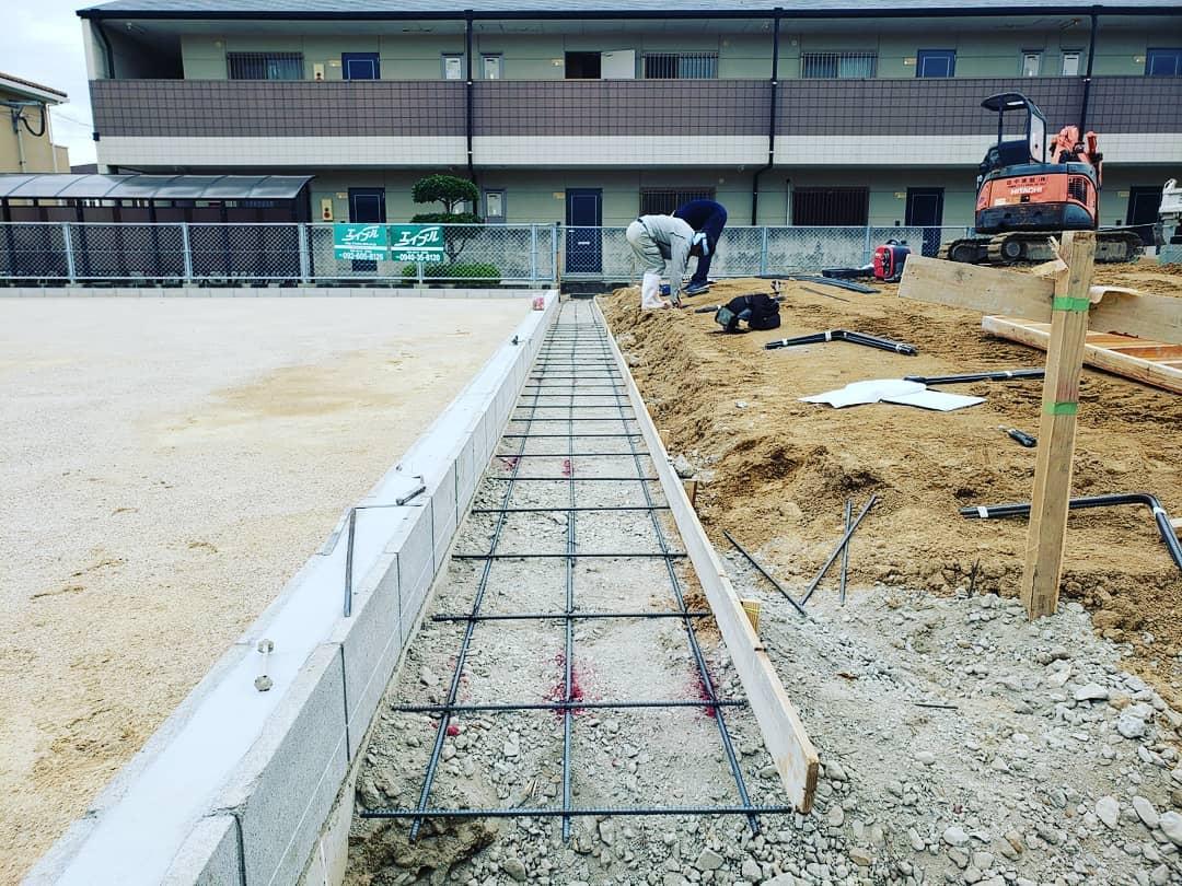 自宅新築工事日誌2