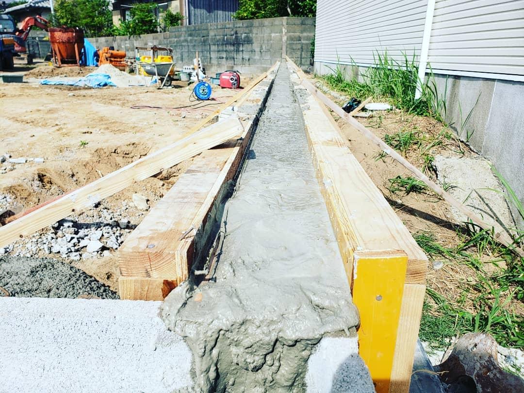 自宅新築工事日誌4
