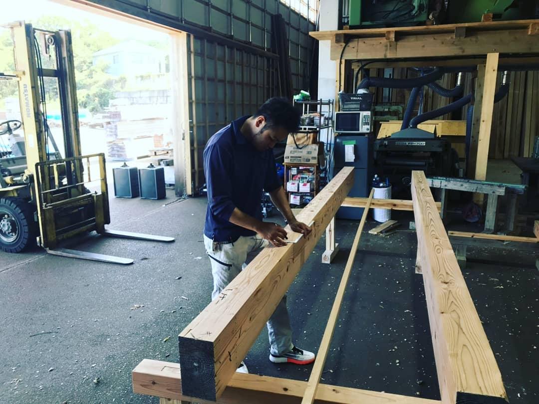 自宅新築工事日誌7「大工が作る大工の家」