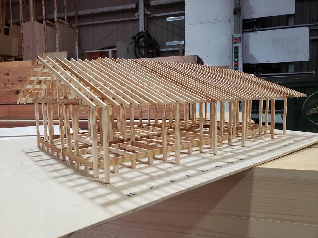 自宅新築工事日誌8 「大工が作る大工の家」