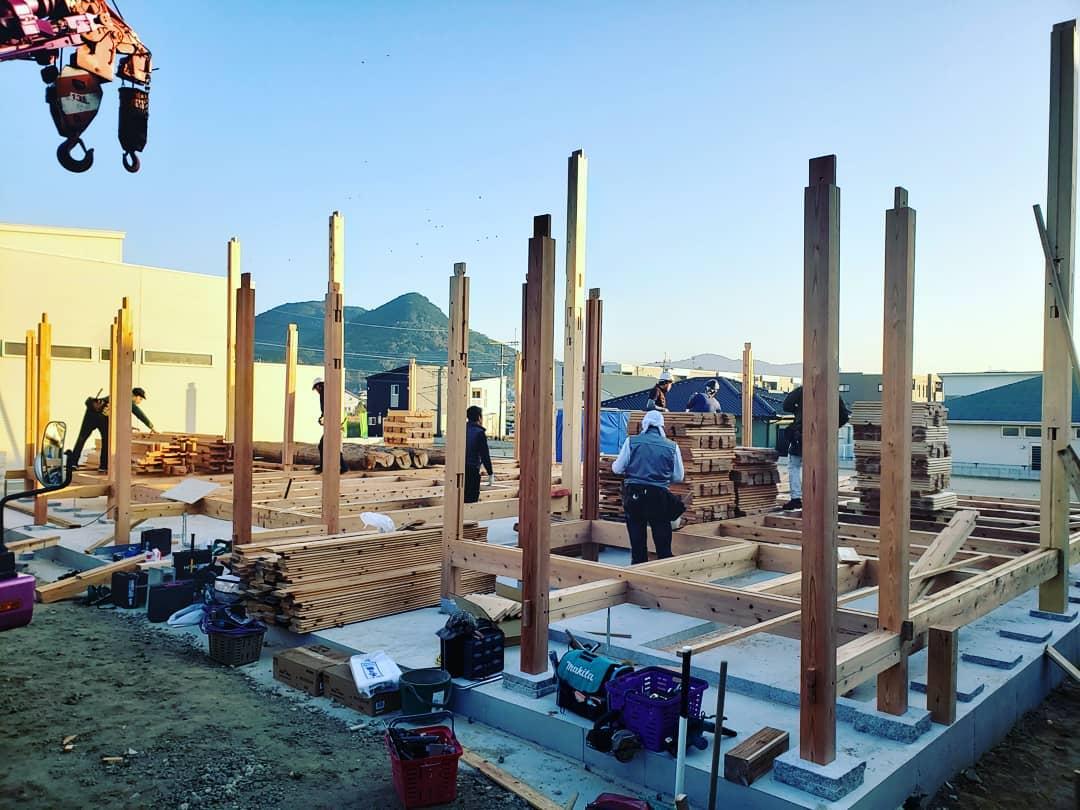 自宅新築工事日誌12 「大工が作る大工の家」