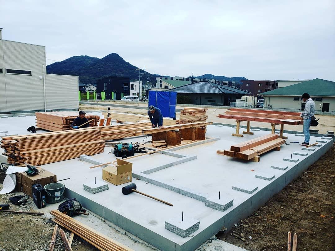 自宅新築工事日誌11 「大工が作る大工の家」