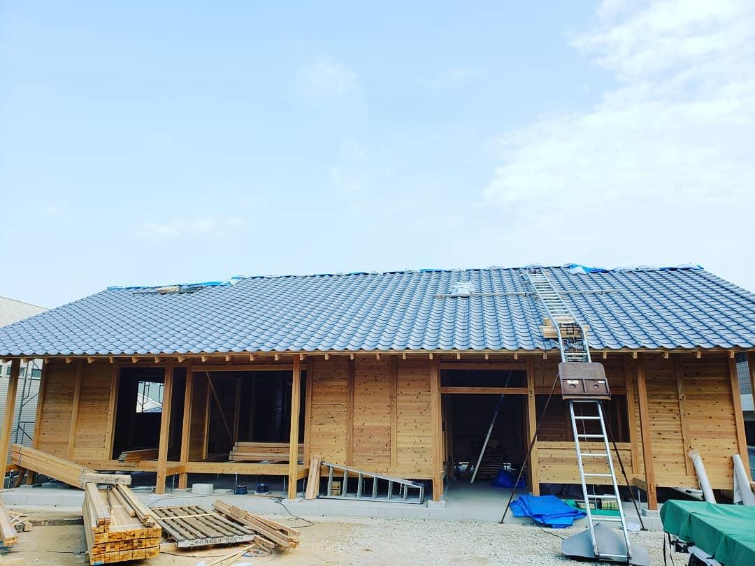 自宅新築工事日誌13 「大工が作る大工の家」