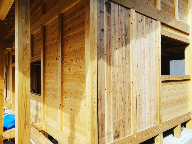 自宅新築工事日誌15 「大工が作る大工の家」