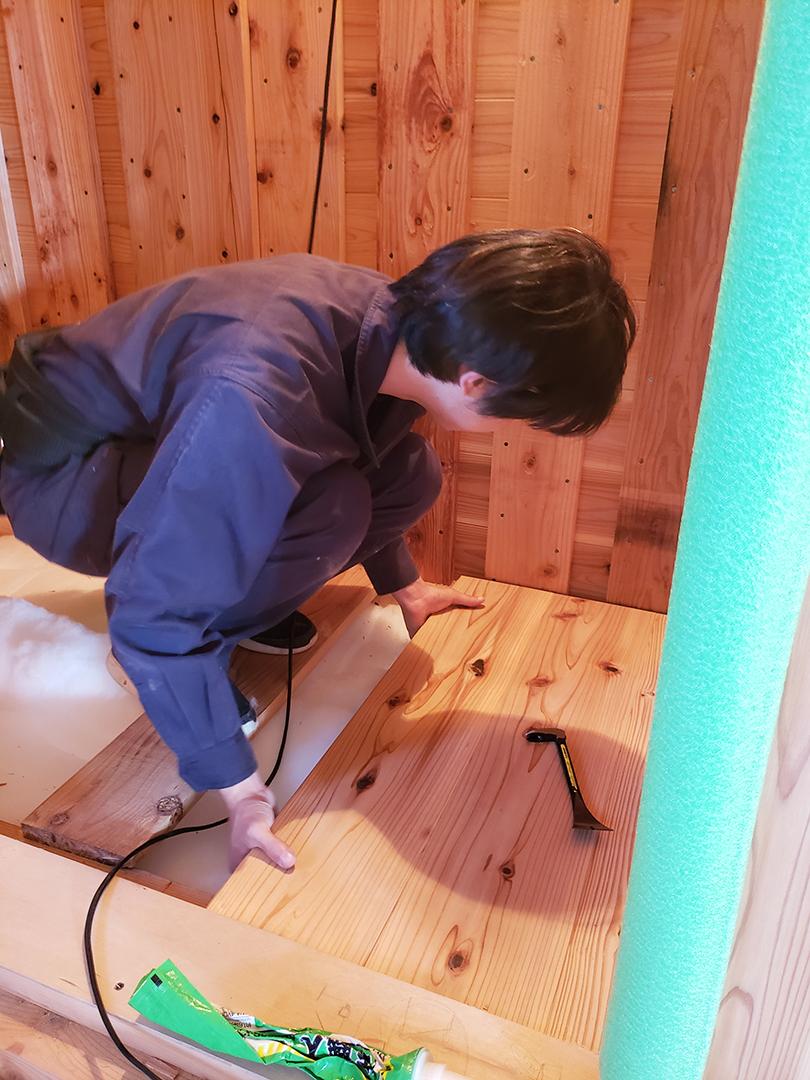 自宅新築工事日誌22 「大工が作る大工の家」