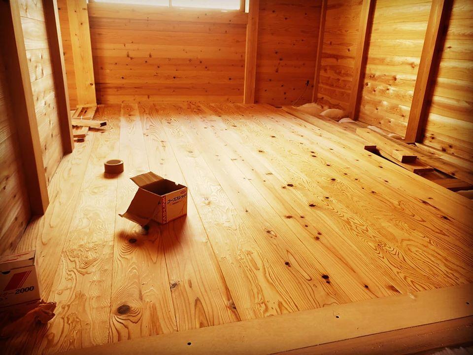 自宅新築工事日誌18 「大工が作る大工の家」