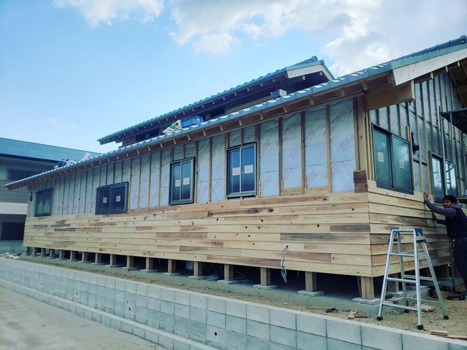 自宅新築工事日誌19 「大工が作る大工の家」