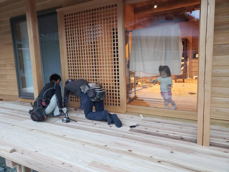 自宅新築工事日誌37 「大工が作る大工の家」