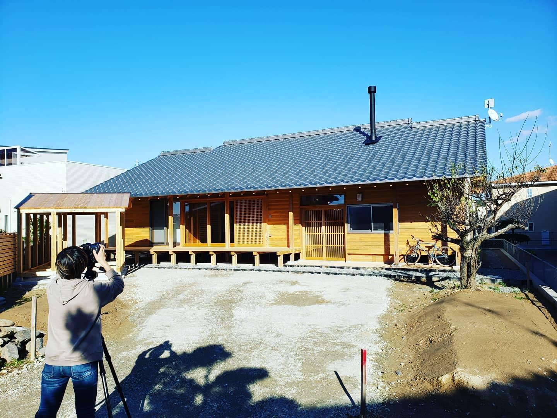 自宅新築工事日誌40 「大工が作る大工の家」